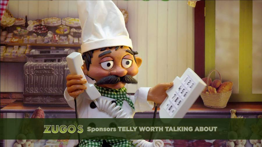 Phil Eason Puppeteer - Zugo's Chef puppet